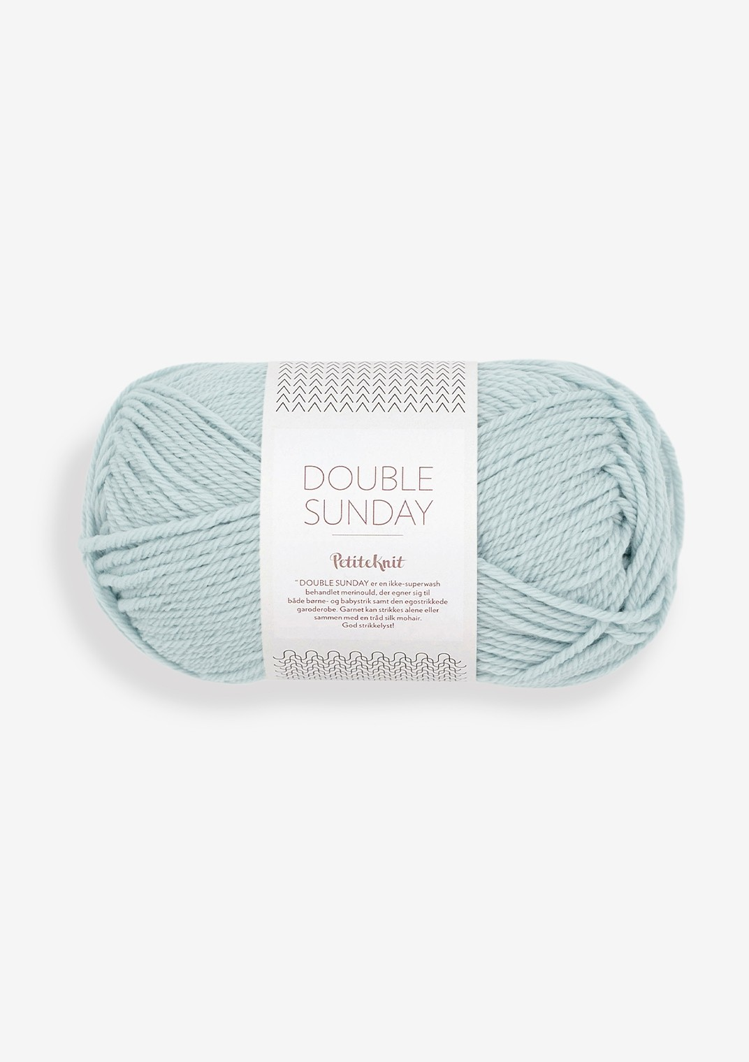 Double Sunday, 5930 Pale Blu PK
